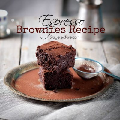 How to Make Delicious Espresso Brownies Recipes