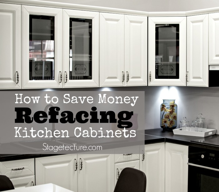 Replacing Kitchen Cabinets On A Budget: How Refacing Kitchen Cabinets Can Be Inexpensive