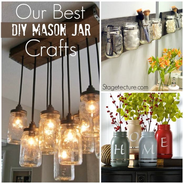 Best DIY Mason Jar Crafts