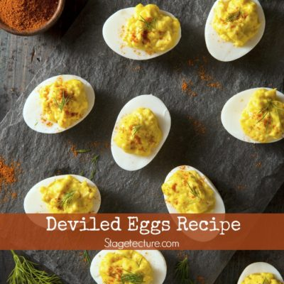 How to Make Delicious Smoky Deviled Eggs
