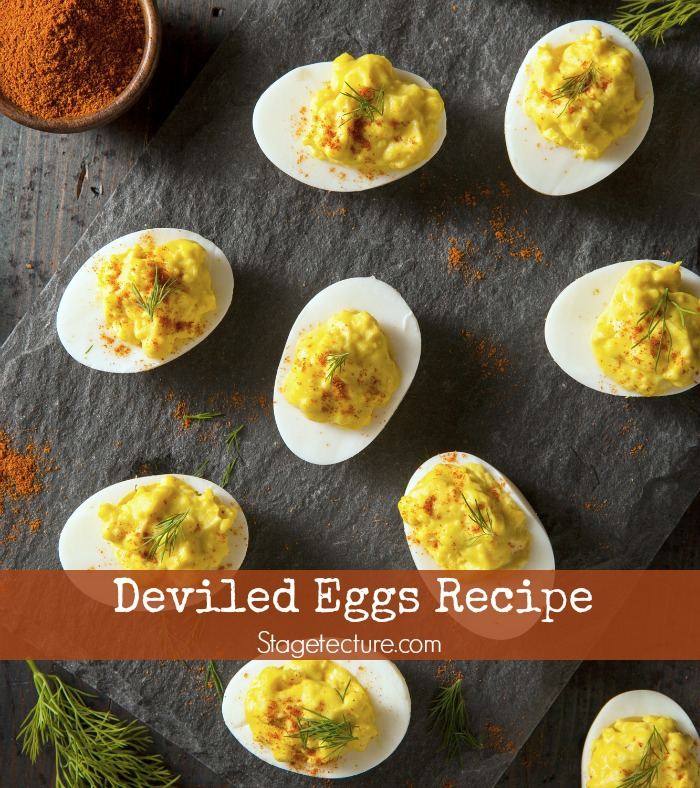 The Best Easter Recipe: Smoky Deviled Eggs