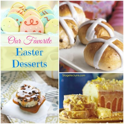 How to Make our Favorite Easter Cookies and Desserts