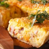 ham quiche recipe ideas