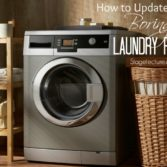 Update your laundry room