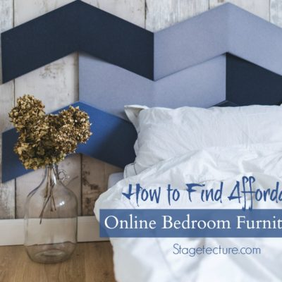 How to Affordably Shop Online Bedroom Furniture
