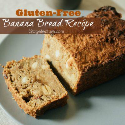 How to Make Gluten Free Banana Bread Recipe