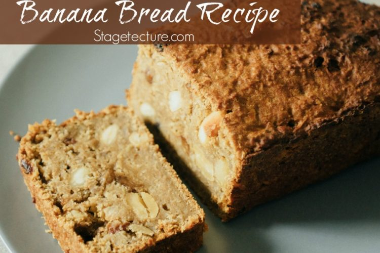 How to Make Gluten Free Banana Bread Recipe
