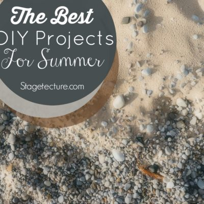 The Best DIY Projects to Get Ready for Summer