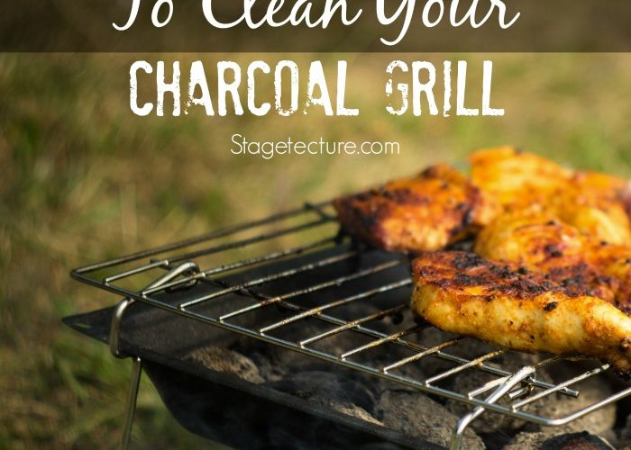 Grill Cleaner: Green Ways to Clean your Charcoal Grill