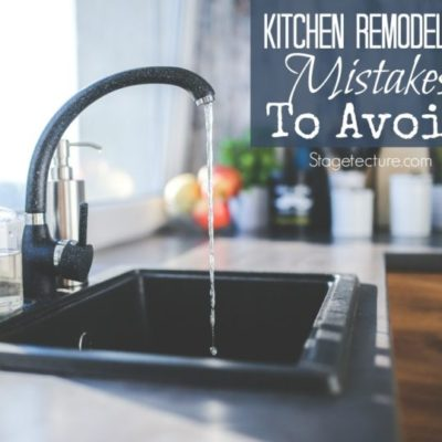 How to Avoid Common Mistakes in your Kitchen Remodel