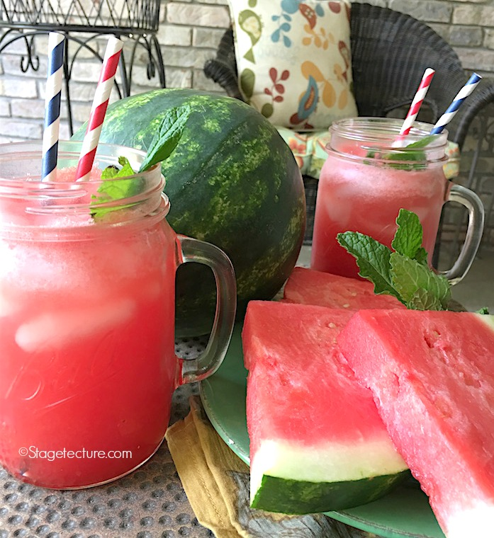 Fresh From Florida Watermelon Fizz Porch_Stagetecture