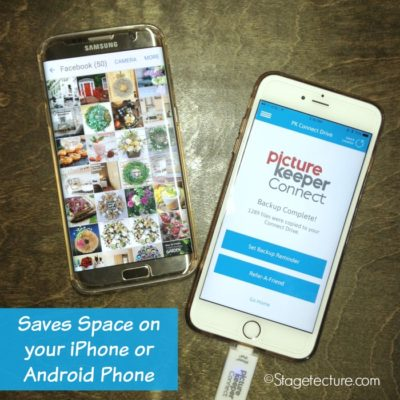 Picture Keeper Connect: My Easy Cell Phone Photo Backup on the Go