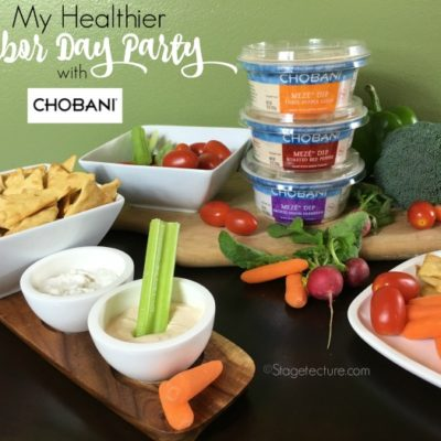 Delicious and Nutritious Appetizers with Chobani Meze Dips