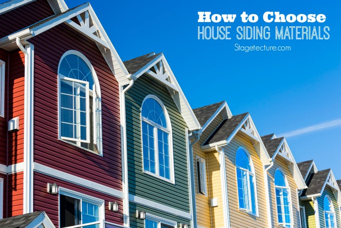 Top tips for choosing the right house siding materials for Types of house siding materials