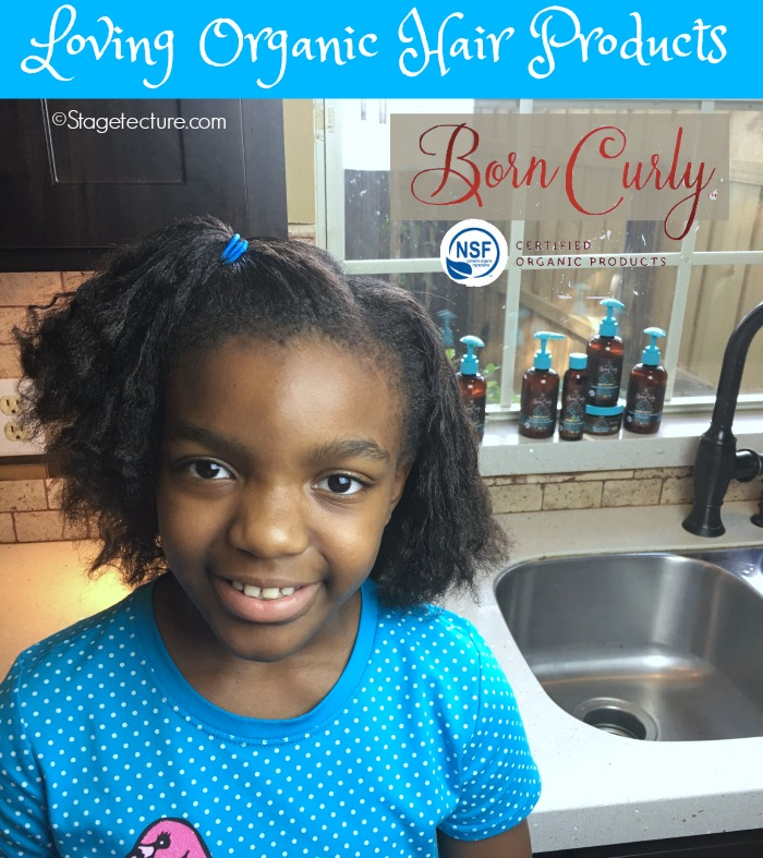 organic hair products kids black hair