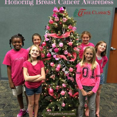 Tree Classics: How We Honored Breast Cancer Awareness Month
