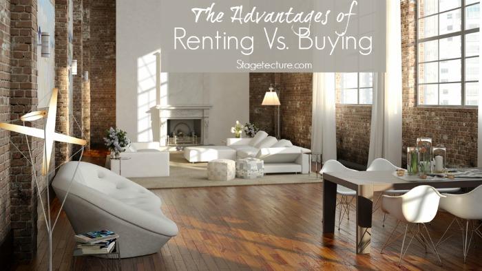 advantages of renting loft apartment