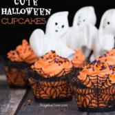 How to Make Cute Halloween Cupcakes Recipe