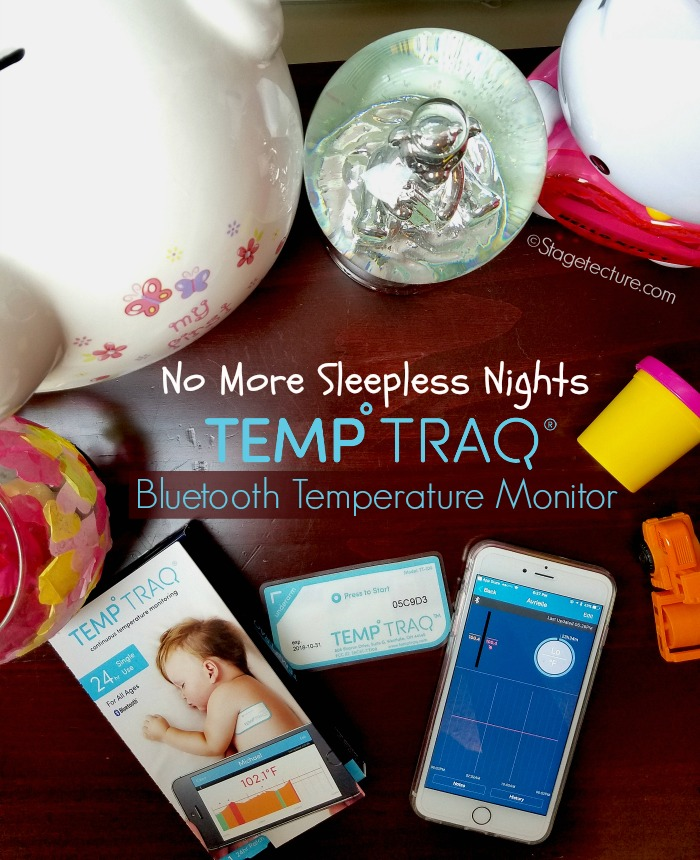 temp traq bluetooth thermometer