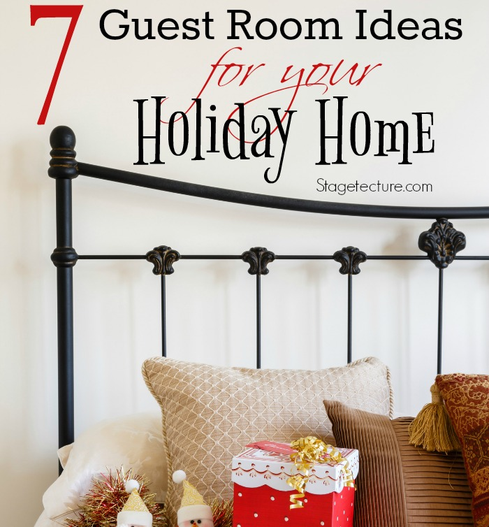 guest bedroom ideas holiday home tips