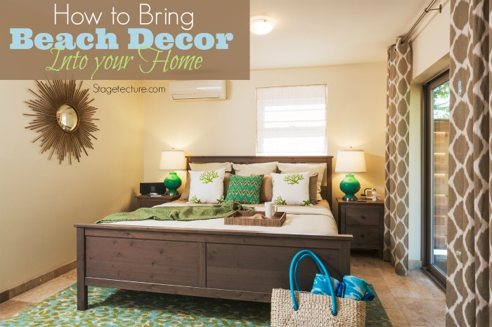 Decorating ideas to bring beach decor into your home for Where to find home decor