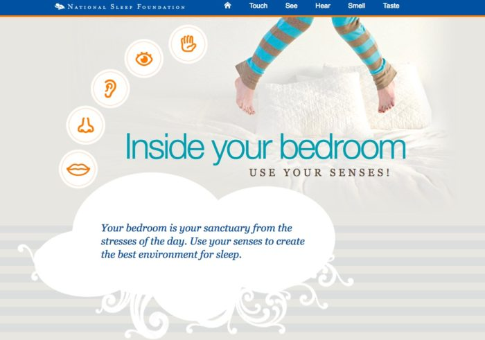 sleep better foundation-bedroom-environment