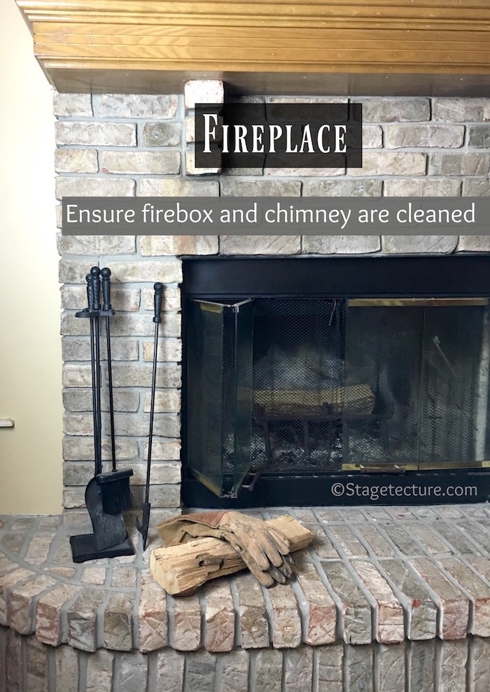 AHS Fireplace safety tips home maintenance checklist