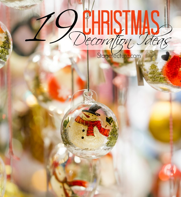 christmas decorations ideas holidays