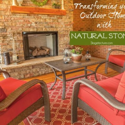 How to Transform Your Home's Exterior with Natural Stone