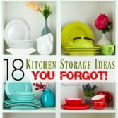 kitchen storage ideas and tips