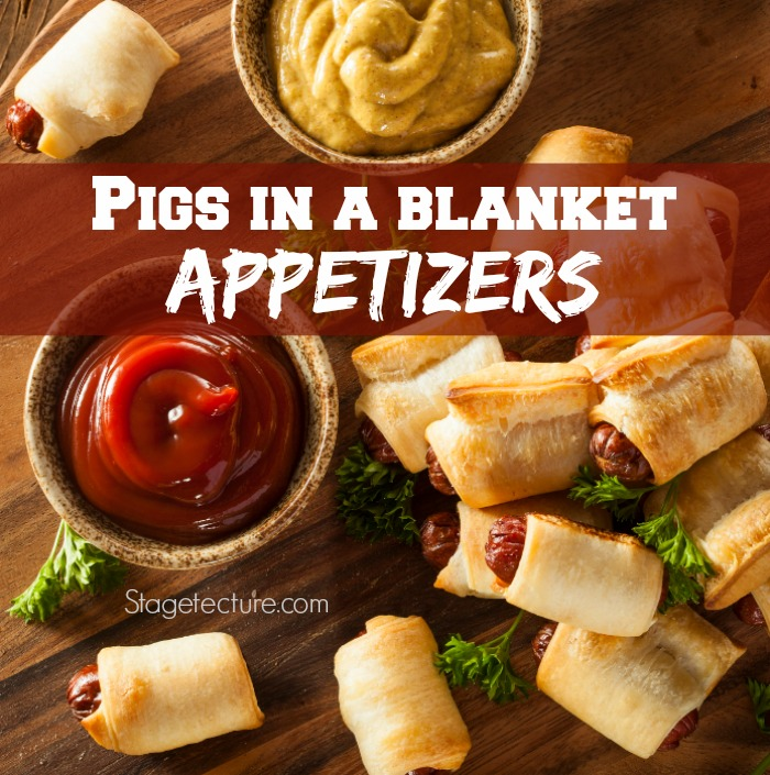Pigs in a Blanket super bowl appetizers