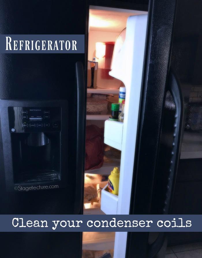 refrigerator maintenance home maintenance tips