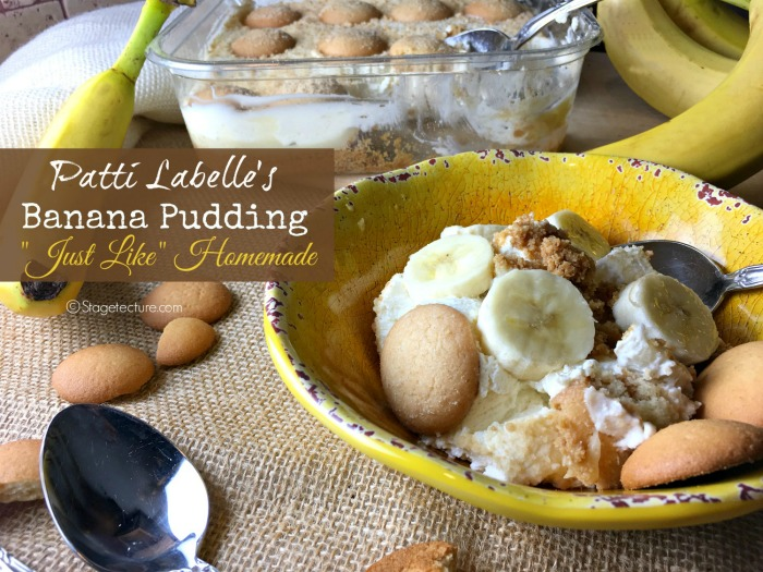 homemade banana pudding patti labelle s