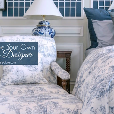 How To Enjoy Being Your Own DIY Interior Designer