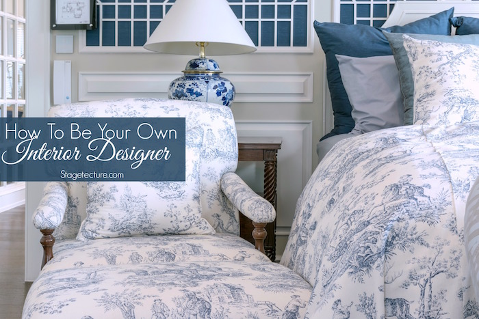 how to be a interior designer blue bedroom