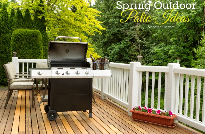 spring outdoor patio ideas