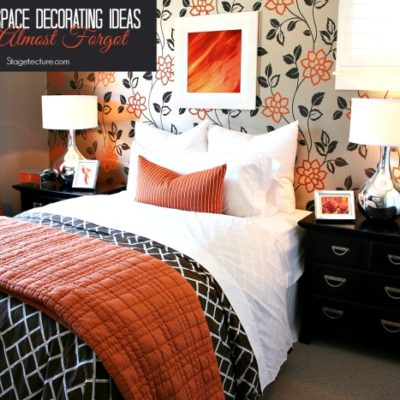 5 Small Space Decorating Ideas You Almost Forgot