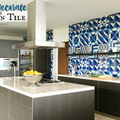 How to Creatively Update Your Kitchen Tile this Season