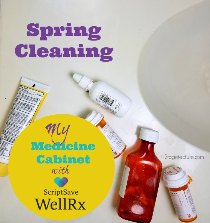 Cleaning out medicine cabinet_ScriptSave WellRx
