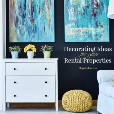Easy Decorating Tips to Attract Tenants for your Rental Properties