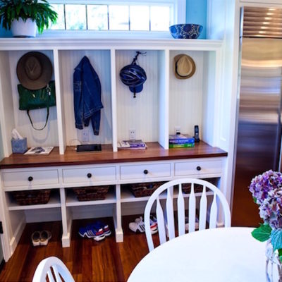 Creative Ways to Give your Mudroom Makeover a Lift