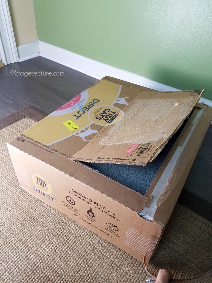 Tidy Cat Litter Direct litter box