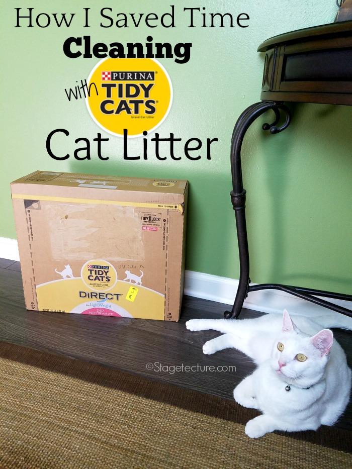 Tidy Cats Direct Cat Litter