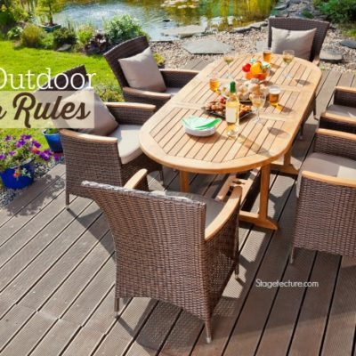 5 Easy Outdoor Decor Rules To Try this Season