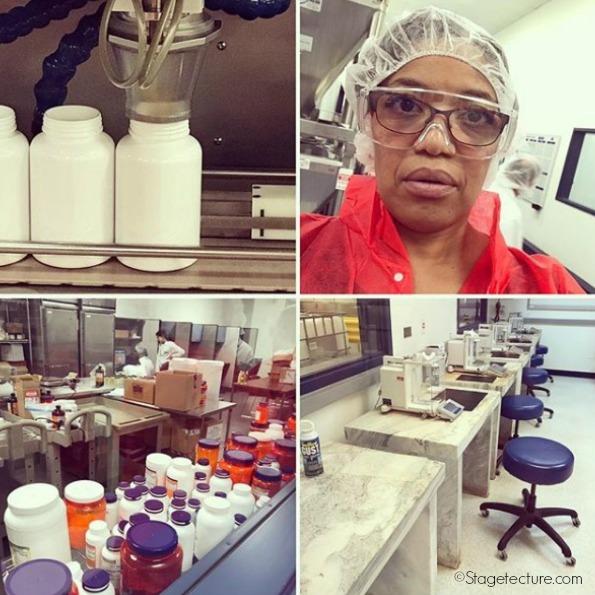 NOW Foods plant tour