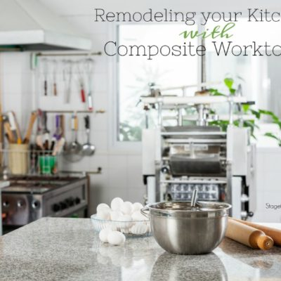 How Composite Worktops Can Improve your Kitchen Remodel
