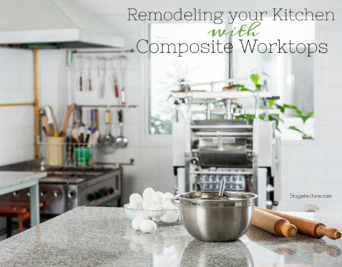 kitchen remodeling composite worktops