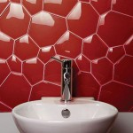 glass_tile backsplash_red