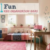 kids organization room ideas