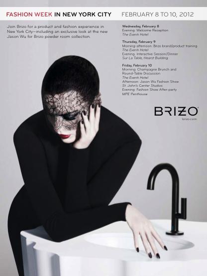 Brizo event
